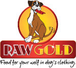 Raw Gold premium free range raw food for pets